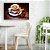 Quadro Decorativo - Café, Canela e Grãos - Imagem 1