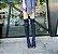 Bota Feminina Longa Jeans Destroyed - Imagem 3