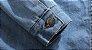 Jaqueta Jeans Masculina Azul Claro Badkidsboy Forrada - Imagem 4