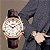 Relógio Masculino com Pulseira em Couro Skmei Gentleman - Imagem 5