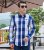 Camisa Social Masculina Slim Fredd Marshall - Imagem 6