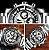 Relógio Ochstin Men's Chronograph - Imagem 9