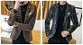 Blazer Xadrez Masculino Coreano - Super Elegante - Imagem 5