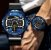 Relógio Masculino Speedometer 100% Funcional - Sinobi - Imagem 4