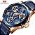 Relógio Masculino 100% Funcional Mini Focus - Imagem 1