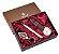 Kit Presente para Homens com 1 Relógio + 1 Caneta + 1 Chaveiro - Imagem 2