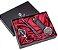 Kit Presente para Homens com 1 Relógio + 1 Caneta + 1 Chaveiro - Imagem 1