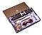 Kit Presente para Homens com 1 Relógio + 1 Cinto + 1 Caneta + 1 Óculos de Sol + 1 Colar + 1 Gravata + 1 Prendedor de Gravata - Imagem 2
