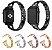 Pulseira para Apple Watch Feminina em Aço Inox - Todos os Tamanhos - Imagem 1
