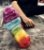 Tênis Sneaker Vapor Max Running - Colorido - Imagem 5