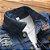 Jaqueta Jeans Masculina Destroyed - Imagem 4