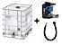 Kit de Abastecimento para Diesel à Bateria com IBC - 12V 40L/min - Imagem 1