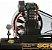 Compressor de Ar Bravo 20 Pés 200 Litros 5 HP 220/ 380 V - SCHULZ - Imagem 2