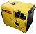 Gerador de Energia Cabinado a Diesel 4T Partida Elétrica 6 Kva 110/220V - Imagem 1