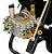 Lavadora de Alta Pressão - 1.550 lbf/pol 254V Monofásica - Jacto Clean J7600 - Imagem 4