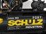 Compressor de Ar de 40 Pés 425 Litros com Motor Aberto 220/380V - SCHULZ - Imagem 4