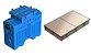 Caixa Separadora de Água e Óleo 1000 Litros + Câmara de Calçada Trafegável - Zeppini - Imagem 1