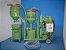 Aspirador industrial CR 16-MN/200L - Imagem 1