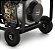 Gerador de Energia a Diesel Bivolt Partida Elétrica 6500W 13HP Monofásico - Toyama - Imagem 2