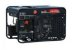 Gerador de Energia a Diesel 12,6 KVA - Trifasico 220V - aberto - Imagem 1