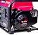 Gerador de Energia à Gasolina 2T 0,85 Kva 220V com Carregador de Bateria - TOYAMA - Imagem 3