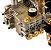 Motobomba para climatização  1550 lbf/pol²  - Vazão 600 l/h - Jacto - Imagem 4