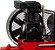 Compressor Air Plus CSL 20 Pés 150L 5HP 140PSI 220/380V Trifásico - SCHULZ - Imagem 2