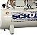 Compressor de Ar Odontológico Monofásico 15PCM 261 Litros CSV 15/250 - SCHULZ - Imagem 3
