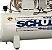 Compressor de Ar Odontológico Mono 15PCM 261 Litros CSV 15/250 - SCHULZ - Imagem 3