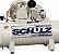 Compressor de Ar Odontológico Mono 15PCM 261 Litros CSV 15/250 - SCHULZ - Imagem 4