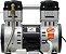 Motocompressor Odontológico 2HP 10 Pés 60 Litros Isento de Óleo 220V - CHIAPERINI - Imagem 2