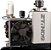 Compressor de Ar Rotativo de Parafuso SRP 3015 Compact III 15HP 7,5Bar 200L - SCHULZ - Imagem 4