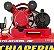 Compressor de Ar 10PCM Monofásico 110 Litros Bivolt - CHIAPERINI - Imagem 5