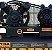 Compressor de Ar Baixa Pressão 10 Pés 120PSI 2HP 150 Litros 110/220V Profissional - CHIAPERINI - Imagem 2