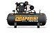 Compressor de Ar 20 Pés 250 Litros Trifásico Alta Pressão Industrial 20+APV 20/250L - CHIAPERINI - Imagem 1