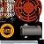 Compressor de Ar Baixa Pressão Sobre Base 2,6 Pés 120PSI 1/2HP 4P 110/220V Mono - CHIAPERINI - Imagem 5