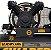 Compressor de Ar Baixa Pressão 10 Pés 2HP 150 Litros 220/380V Trifásico - CHIAPERINI - Imagem 2