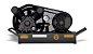 Compressor de Ar Baixa Pressão 10 Pés Sobre Base 120PSI 2HP Trifásico 220/380V - CHIAPERINI - Imagem 1