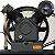 Compressor de Ar 20 Pés 200 Litros Trifásico de Alta Pressão Industrial - CHIAPERINI - Imagem 5