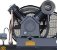 Compressor de Ar Monofásico 20PCM 200 Litros com Motor 5HP 220/440V IP55 Blindado - CHIAPERINI - Imagem 2