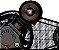 Compressor De Ar Alta Pressão Sobre Base CJ15 + APV 15 Pés 3HP 2P 175PSI 220/380V Trifásico - CHIAPERINI - Imagem 3