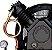 Compressor de Ar Alta Pressão Sobre Base 20 Pés 175PSI sem Motor - CHIAPERINI - Imagem 3