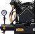 Compressor De Ar Alta Pressão Sobre Base CJ15 + APV 15 Pés 3HP 2P 175PSI 110/220V Mono - CHIAPERINI - Imagem 2