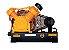 Compressor de Ar Profissional Alta Pressão Sobre Base CJ25 APV 25 Pés 175PSI 5HP 220/380V Trifásico - CHIAPERINI - Imagem 1