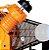 Compressor de Ar Alta Pressão Profissional Sobre Base CJ25 APV 25 Pés 175PSI sem Motor - CHIAPERINI - Imagem 4