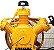 Compressor de Ar Alta Pressão Industrial 40 Pés 360L CJ40 AP3V 10HP Trifásico Contínuo 220/380V - CHIAPERINI - Imagem 3
