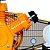 Compressor de Alta Pressão Sobre Base CJ40 AP3V 40 Pés 175PSI sem Motor - CHIAPERINI - Imagem 2