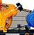 Compressor de Alta Pressão Sobre Base CJ40 AP3V 40 Pés 175PSI 10HP 220/380V Trifásico Intermitente - CHIAPERINI - Imagem 4