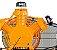 Compressor de Alta Pressão CJ40 AP3V 40 Pés 360L 175PSI sem Motor - CHIAPERINI - Imagem 3