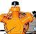 Compressor de Alta Pressão Sobre Base CJ40 AP3V 40 Pés 175PSI 10HP 220/380V Trifásico Contínuo - CHIAPERINI - Imagem 3